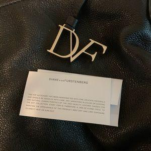Diane von Furstenberg VGY Slouchy Shoulder Tote